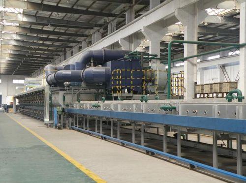 China Nachrichten über Huachengs deutsche Höhereinstufung LOI Ausrüstungs-(Furnce importiert aus Deutschland) vollendet!