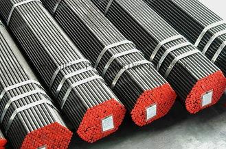 Rundes nahtloses legierter Stahl-Rohr SMLS Lieferant