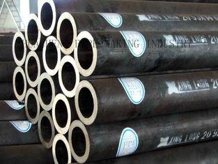 Präzisions-Stahl-Rohr der Wärmebehandlungs-DIN2391 Lieferant
