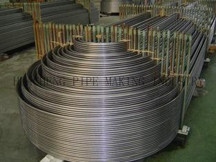 Nahtloser Stahl-Umkehrbogen-Rohr Lieferant