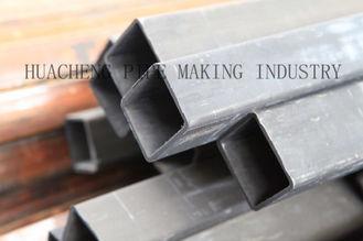 Galvanisiertes rechteckiges Stahlrohr Lieferant