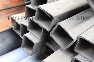 Q235 geschweißtes rechteckiges Stahlrohr Lieferant