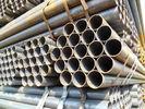 China Kaltbezogenes BS-LÄRM 1626 nahtloses ERW Stahlrohr-dünnes Wand-Rohr 1387 für Bau Verteiler