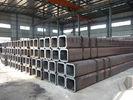 Am Besten ROHR-/nahtloser Stahl-Rohr rechter Seite SHS starkes rechteckiges Stahlwand-ERW für Gebäudestruktur m Verkauf