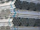 China Rundes nahtloser Stahl-Rohr, LÄRM 2391 galvanisiertes getempertes kaltbezogenes Stahlrohr Verteiler