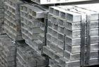 China Kalte Zeichnungs-galvanisiertes Stahlrohr für Militär, Vierkantstahl-Rohr BK BKS BKW ST44 Verteiler