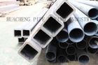 China ASTM-A53 BS1387 kaltbezogenes rechteckiges Stahlrohr, nahtloses Kohlenstoffstahl-Rohr Verteiler