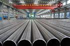 Am Besten Warm gewalztes Stahlrohr St52 DIN1629 34CrMo4 SAE JIS/dünne Wand-nahtloses Stahlrohr m Verkauf