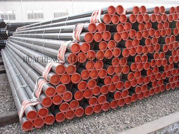 China Kaltbezogenes nahtloses legierter Stahl-Rohr ASTM A21, abgeschrägter Kessel-Stahlrohre 0,8 Millimeter - 15 Millimeter starkauf Verkäufen